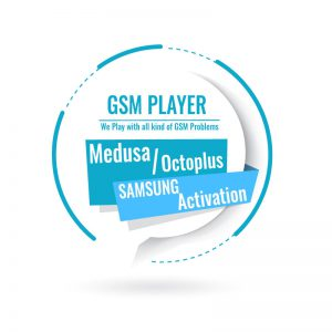 Samsung Activation for Medusa PRO / Medusa Box / Octopus Box / Octoplus Box