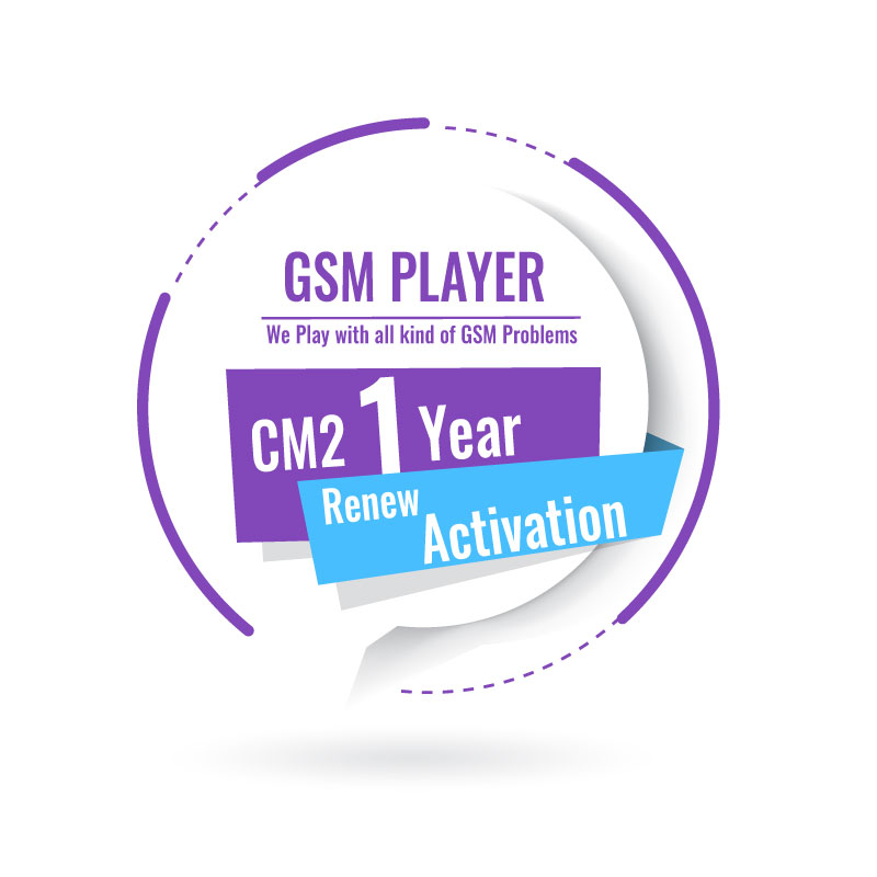 CM2 1 Year Activation Renewal
