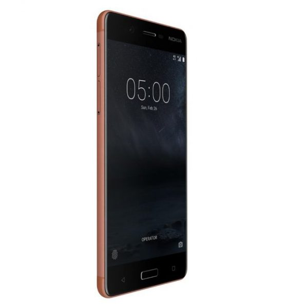 "Nokia N5 - 5.2"" - 2GB RAM - 16GB ROM - Fingerprint Sensor - Copper - 4G LTE Best Price in Pakistan"