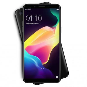 Oppo F5 Dual Sim (4G, 6GB RAM, 64GB ROM, Black) With 1 Year Official Warranty