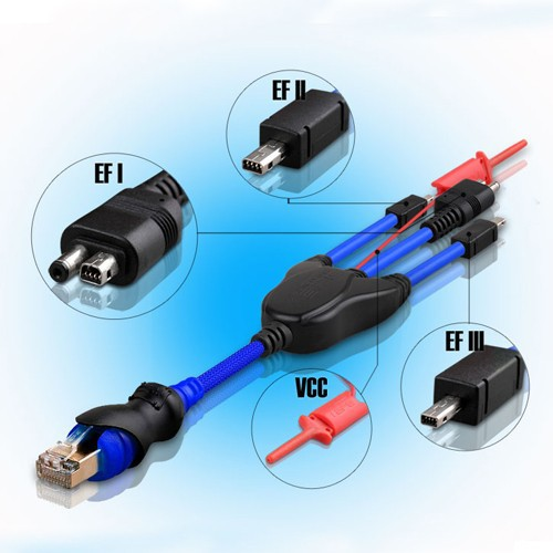 GPG Easy 3 in 1 Cable
