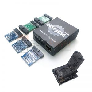 Z3x Easy Jtag Plus Box - Full Version With EMMC Socket