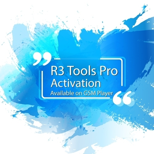 R3 Tools Pro | Activation | 1 Year