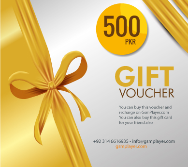 Gsm Player Gift Card