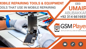 Mobile Phone Repairing Tools & Equipment | Tools to Repair Mobile Cell Phone