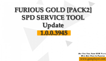 FURIOUS GOLD [PACK2] SPD SERVICE TOOL – Update 1.0.0.3945